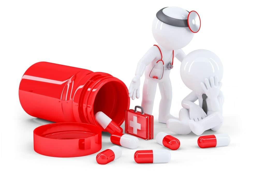 aktywność fizyczna a leki przeciwbólowe
