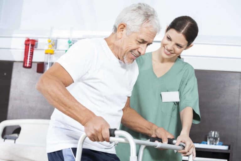 rehabilitacja i fizjoterapia osób starszych