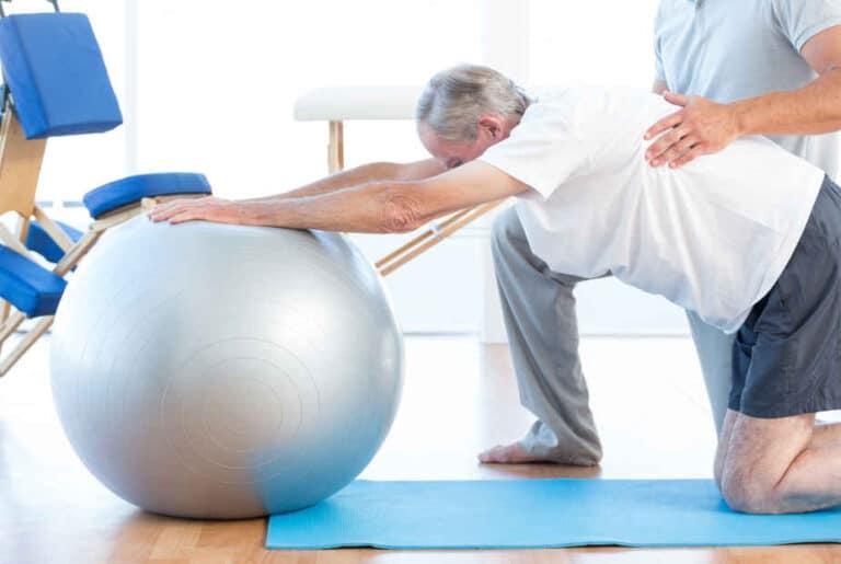 trening osób starszych