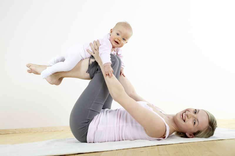 fizjoterapia kobiet w ciąży i po porodzie