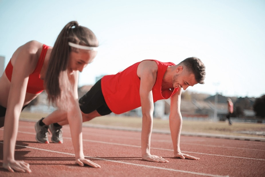 Ćwiczenia siłowe w ramach rehabilitacji